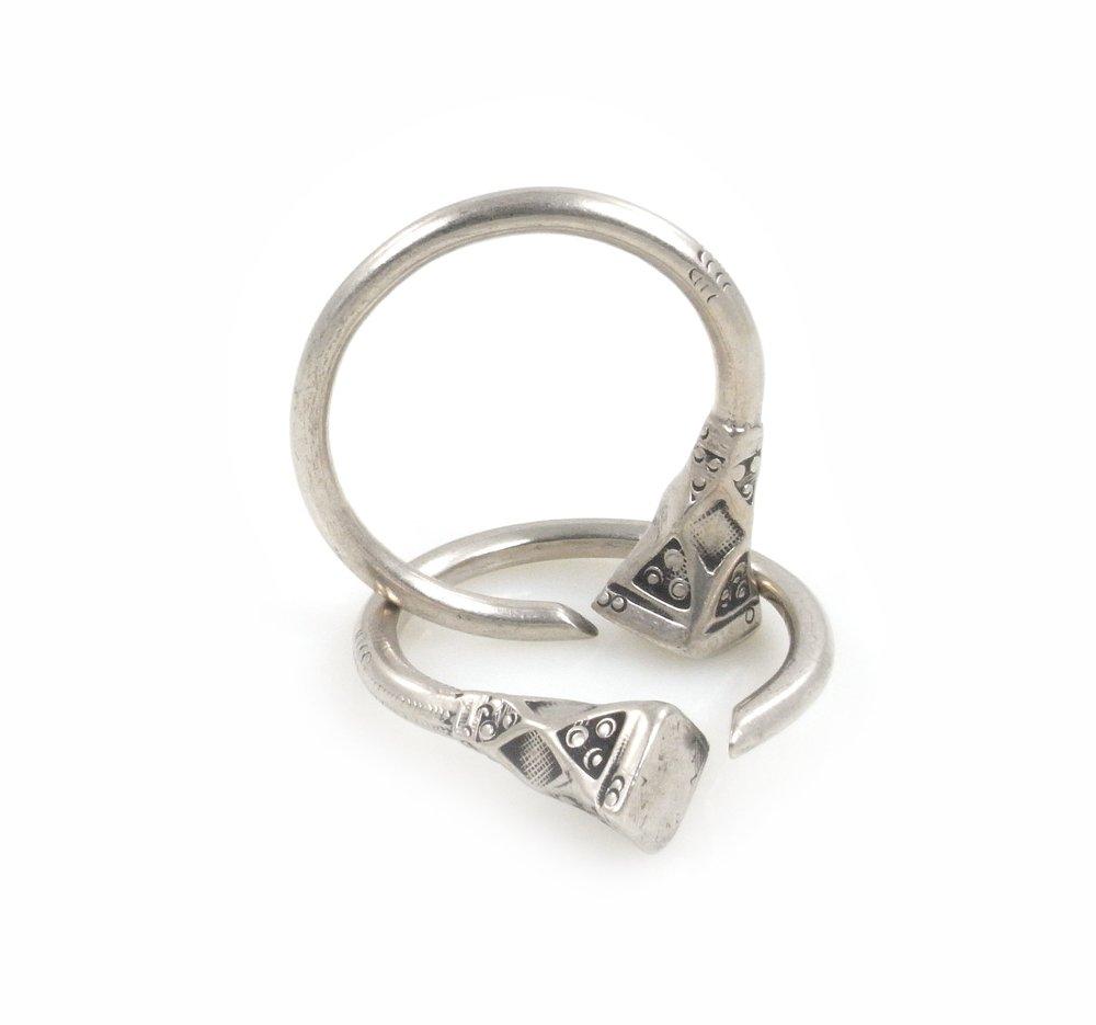 TUAREG TSABIT EARRINGS,Tuareg earrings,Tuareg hoop earrings,African earrings,ethnic jewelry,African jewelry,Tuareg jewelry