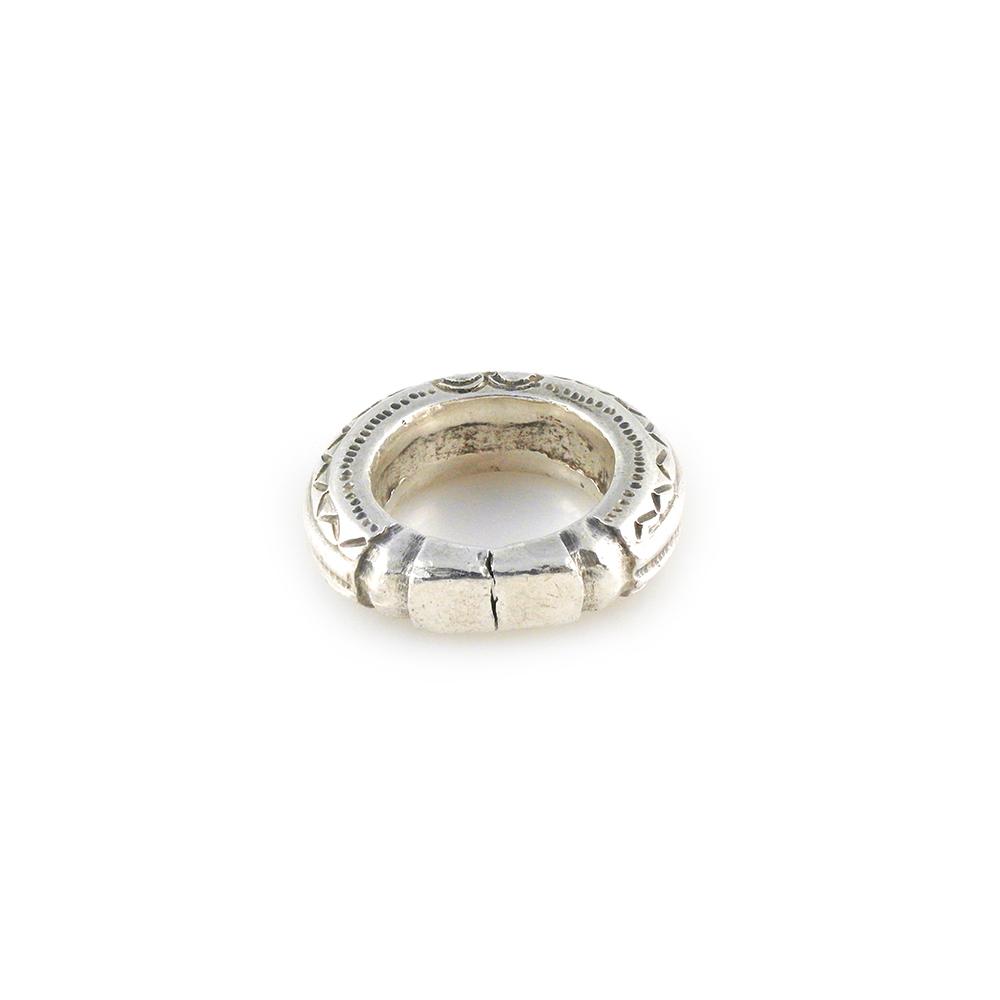 Details about  /Fulani ring Tuareg 1 Britannia Silver 958//1000 Purer than sterling 39 grams